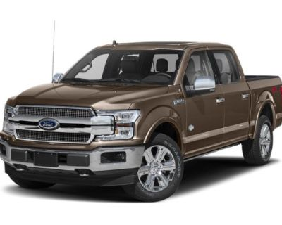 Pre-Owned 2018 Ford F-150 King Ranch 4WD Crew Cab Pickup