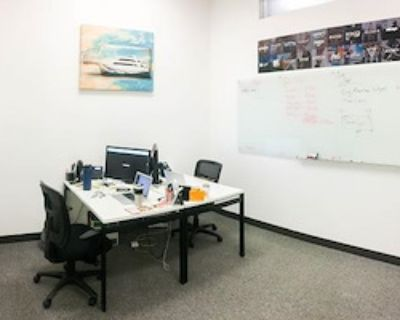 Private Office for 3 at TechSpace San Francisco, Union Square