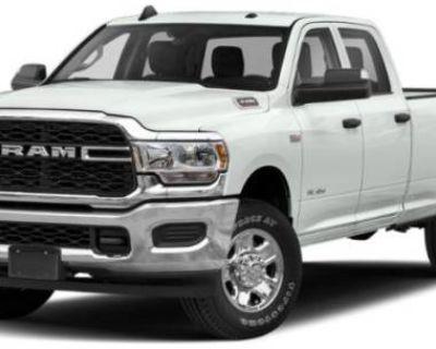 2021 Ram 3500 Longhorn