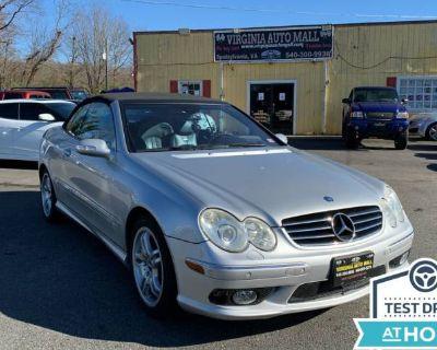 2004 Mercedes-Benz CLK CLK 55 AMG