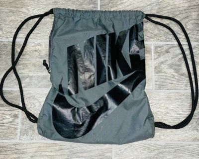 Nike Bag (has a few spots at the bottom, see picture)