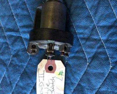 1960 & Down Screw Style OEM Headlight Switch