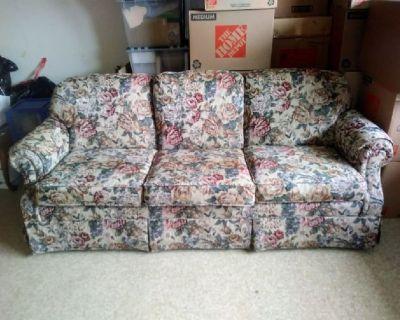 Lazy Boy matching sofas