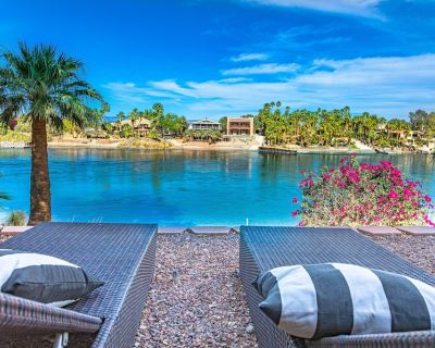 Beautiful Riverfront Paradise with Private Beach - Needles