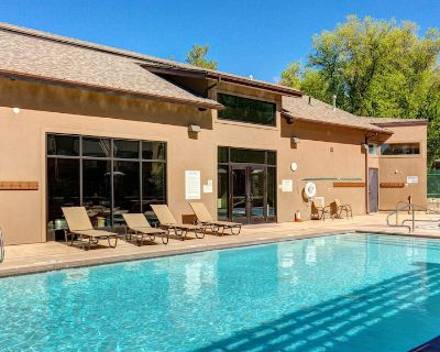 Outdoor Pool at this Couples Retreat with Private Entrance and Heated Pool/Hot tub! Sleeps 4. #31 - Downtown Park City