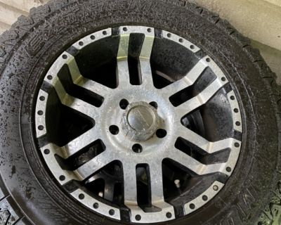 FS/FT Ford wheels and tires