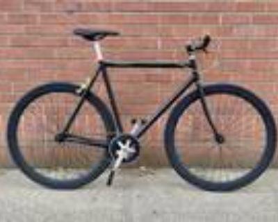 55 cm single speed road bike