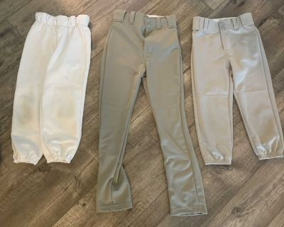 Size Small practice pant lot. All Rawlings. $4 for all. PPU Stonegate.