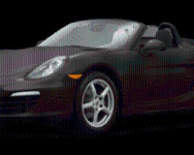 2015 Porsche Boxster Standard