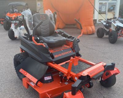 2021 Bad Boy Mowers Maverick 54 in. Kawasaki FS730 726 cc Residential Zero Turns Sioux Falls, SD
