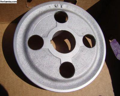 Porsche 356 Crankshaft Pulley (4 Hole)