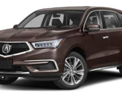2020 Acura MDX Technology Package