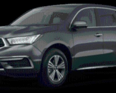 2019 Acura MDX Standard