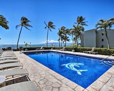 Oceanfront Molokai Condo w/ Pool & Grills! - Ualapue