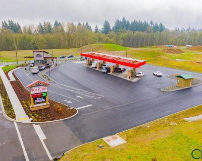 Rosauers Fuel Station & Brewed Awakenings Coffee Drive Thru