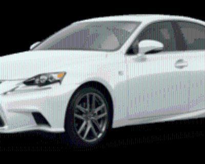 2015 Lexus IS IS 250