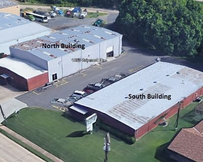 Two Industrial Bldgs and Supporting Land