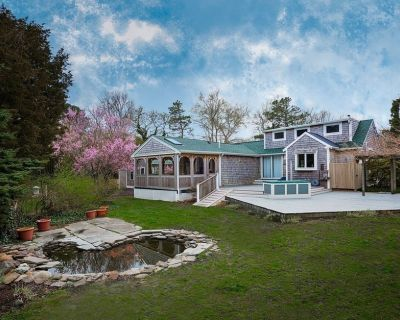House on Koi Pond - Brewster - Brewster