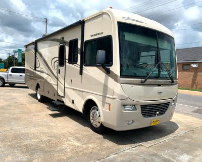 """2008 Ford Super Duty F-550 Motorhome Stripped Chassis 178"""" WB DRW"""
