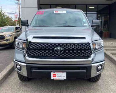 Used 2019 Toyota Tundra Double Cab 6.5' Bed 5.7L (Natl)
