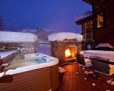 BL6105 Luxury for the Entire Family with Private Patio , Hot Tub & BBQ! - Steamboat Springs
