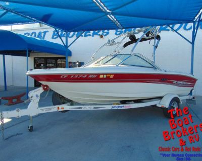 2005 SEA RAY 185 SPORT OPEN BOW BOAT