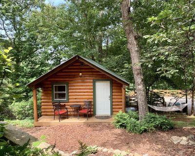 Log Cabin in North Georgia Mountains - Dahlonega