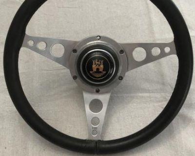 Rare Haan vintage 60 s accessory steering wheel