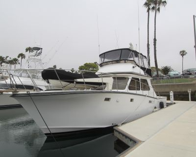 1978 Pacifica 41 Sport fisher