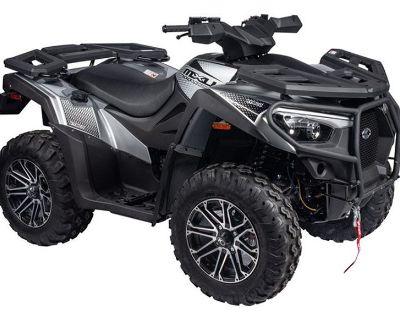 2019 Kymco MXU 700 LE Prime Euro ATV Sport Utility White Plains, NY