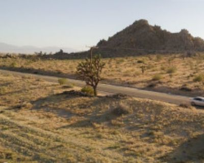 25-Acre Desert Land with Cabin & Rock Formations, Lancaster, CA