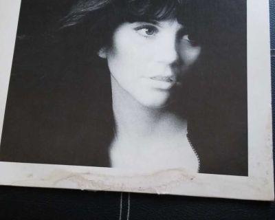 Linda Ronstadt, Heart Like A Wheel; Vinyl LP