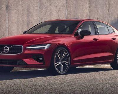 2021 Volvo S60 R-Design
