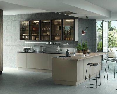 Contemporary kitchen designs & Wardrobe Closets Miami