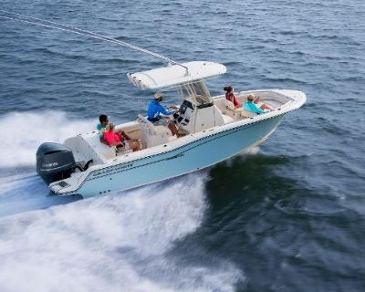 2022 Grady-White Fisherman 236