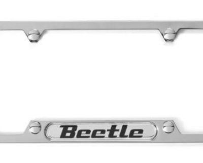 License Plate Frame - Beetle