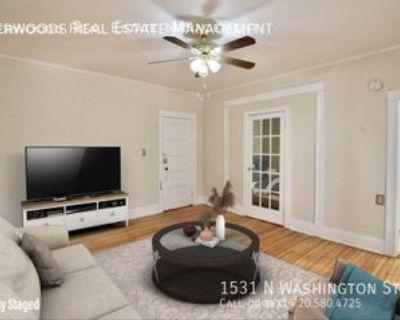 1531 N Washington St #7, Denver, CO 80203 1 Bedroom Apartment