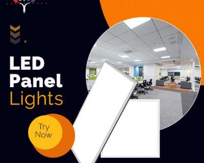 Buy Now LED Panel Lights at Discounted Price