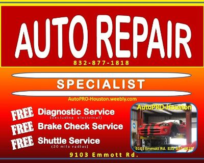 Auto Air Conditioning Systems Repaired Houston TX in Harris County
