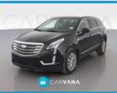 2018 Cadillac XT5 Black, 43K miles
