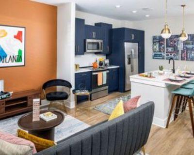 Martin St SE & Fulton St SE #442, Atlanta, GA 30312 1 Bedroom Apartment