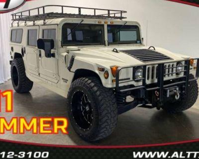 1998 AM General Hummer Base