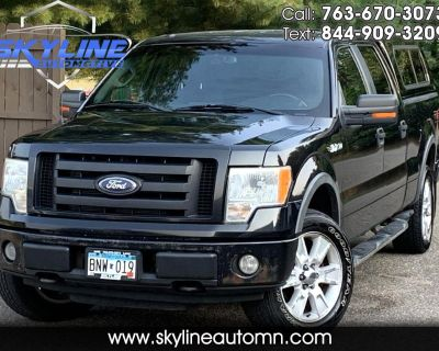 Used 2010 Ford F-150 XL SuperCrew 5.5-ft. Bed 4WD