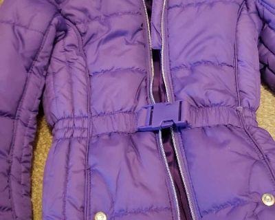 New size 10 winter coat