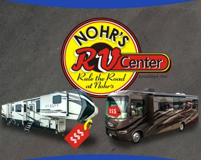 2020 Nohr's RV Center Nohr\'s Rv Center Consign with Us