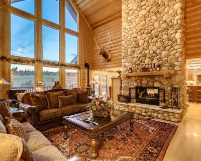 River Ranch Lodge: 28-Min To Breck, Private Hot Tub, Pool Table, Shuffleboard - Alma