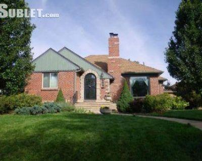 Grove Denver, CO 80211 4 Bedroom House Rental