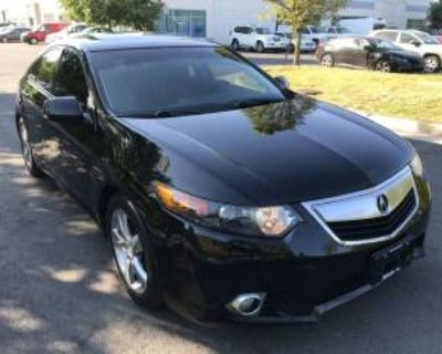 2013 Acura TSX Sedan I4 Automatic with Technology Package