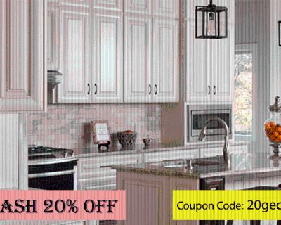 GEC Cabinet Depot Brings you Flash Sale for Your Kitchen and Bathroom Cabinet