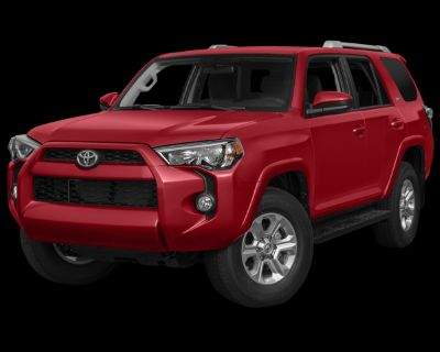Pre-Owned 2015 Toyota 4Runner Trail Premium With Navigation & 4WD